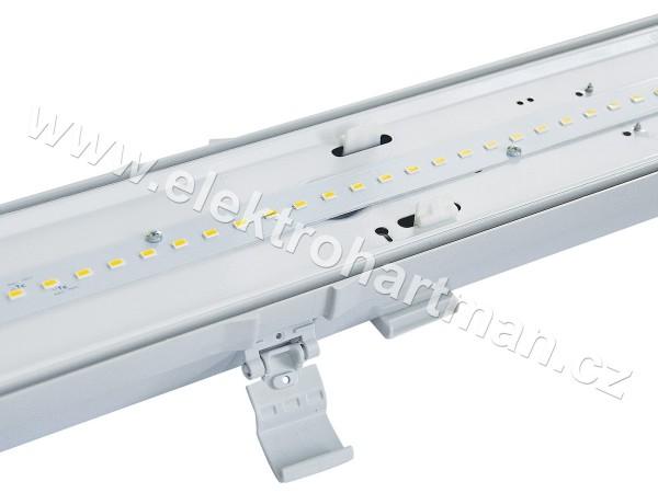 svítidlo TREVOS PRIMA LED 1.4ft PC 6400/840 IP66 46W 6400lm  sc 1 st  ELEKTROHARTMAN & svítidlo TREVOS PRIMA LED 1.4ft PC 6400/840 IP66 51W 6400lm /65460/ azcodes.com